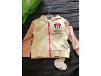Minnie Mouse baby girl bundle