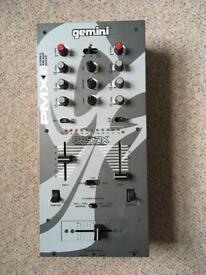 DJ Professional 2 Channel Mixer