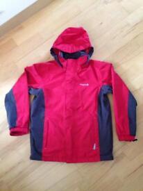 Regatta Hydrafort 3 in 1 jacket Age 9-10 years