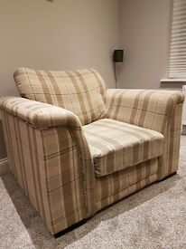 Large Armchair £40