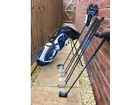 Excellent condition Golf Set for Juniors and Teens