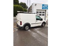 2005 transit connect mot dec brilliant van OFFERS