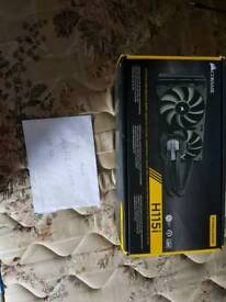 Corsair h115i open to offers