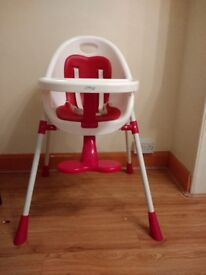 Baby Highchair (Mamas and Papas)