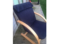 Ikea rocking chair from smoke free home only £10