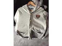 Men's Ralph Lauren grey cardigan size S