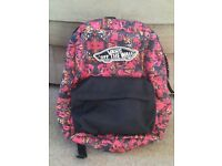 Vans Off The Wall backpack/rucksack