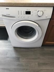 Zanussi 6kg washing machine