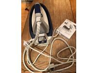 Silvercrest steam generator iron