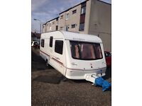 Elddis Elusion 4 berth Caravan - Excellent condition
