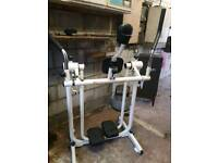 Fitness and gym equipment