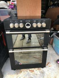 Stove Double Electric Oven