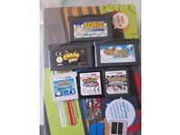 Nintendo 3ds/ds games bundle