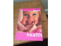 CHILD HEALTH BOOK - new