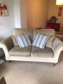 2x2 seater sofas , as a pair or seperate vety comfortable