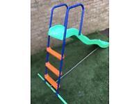 Large kids slide