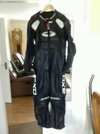 Motorcycle leathers racing axo