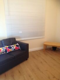 Newly Refurbished 1 Bedroom flat, rent includes all utility bills.