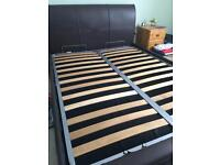 King size Bed, Ottoman