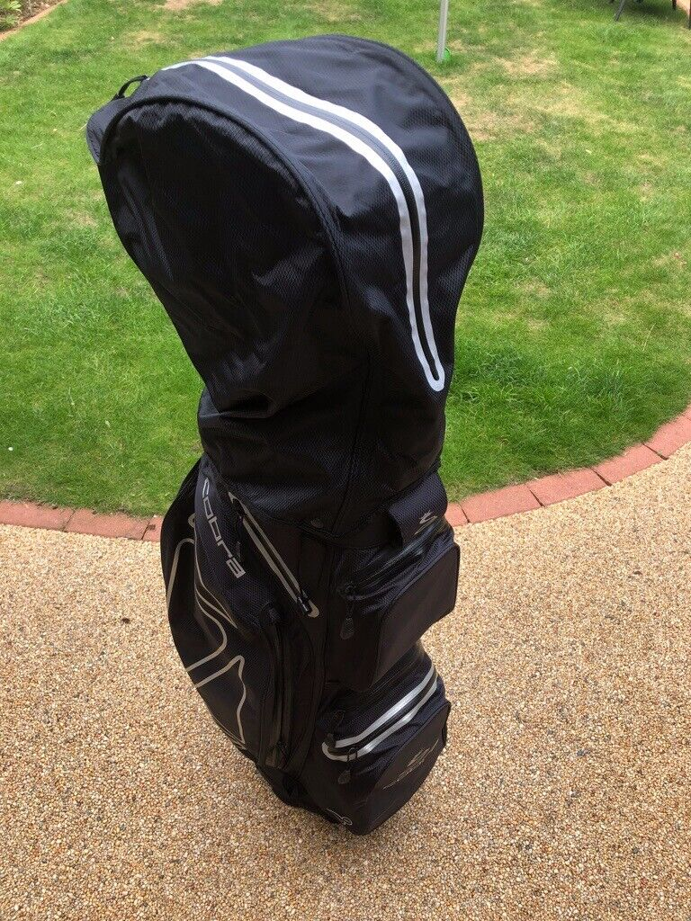 King Cobra 'Storm Cell' Waterproof cart bag   in Rushmere St Andrew,  Suffolk   Gumtree