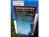 Dehumidifier 10 litres