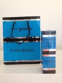 New, very rare, sealed Rive Gauche for Women Vitalizing Bath and Shower Gel 200ml
