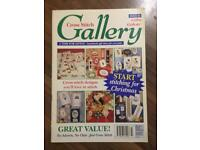 Cross Stitch Gallery book