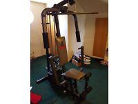 Multi Gym. Weider 8515 with builtin stepper