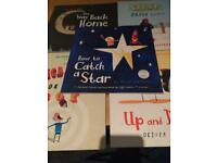 Collection of Oliver Jeffers children's books