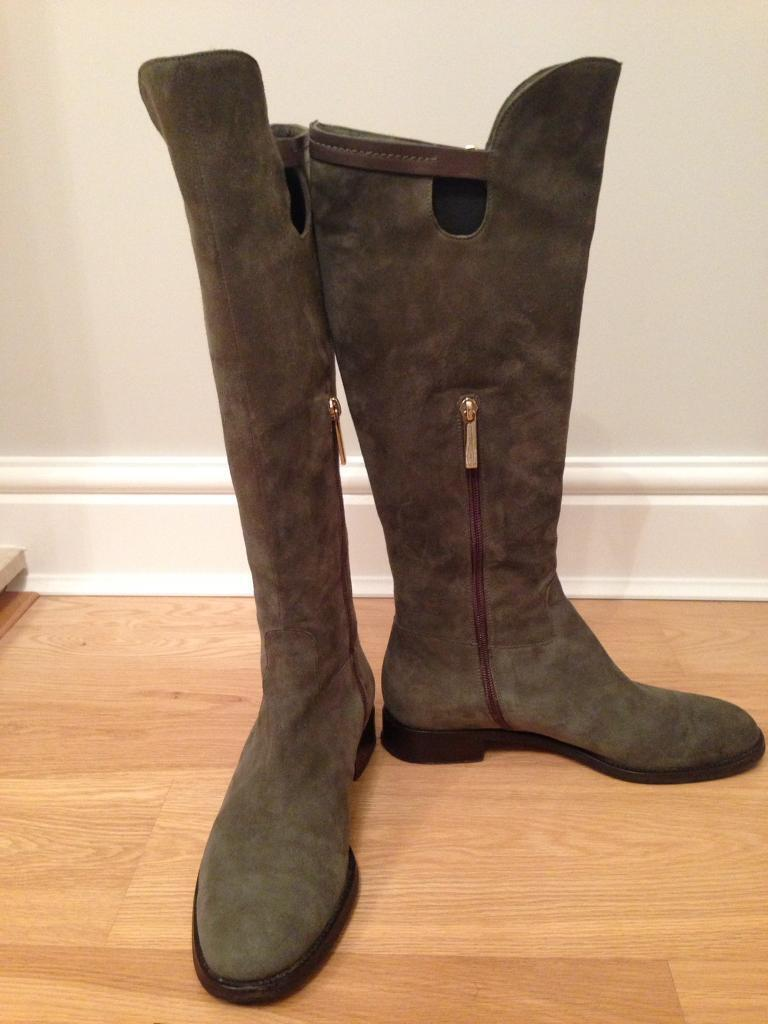 57a0d3c5f27 Leather boots 38 | in Oxford, Oxfordshire | Gumtree