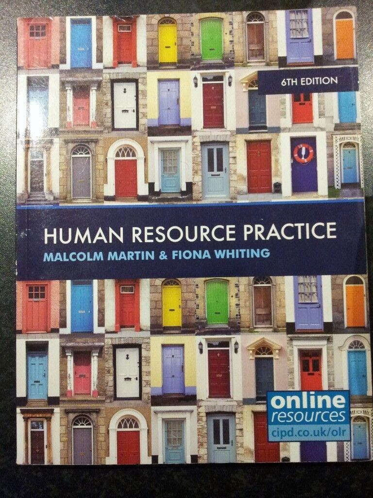 Human Resource Practice - CIPD Textbook