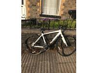Boardman comp hybrid bike
