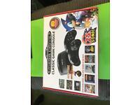 Sega Megadrive classic games console