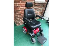 Drive Sunfire Plus GT Powerchair Electric Wheelchair Mobility Aid Shoprider scooter RRP £1800