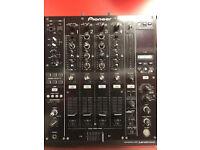 Pioneer DJM-900 Nexus - Receipt & Warranty