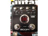 Zoom G2 multi FX unit