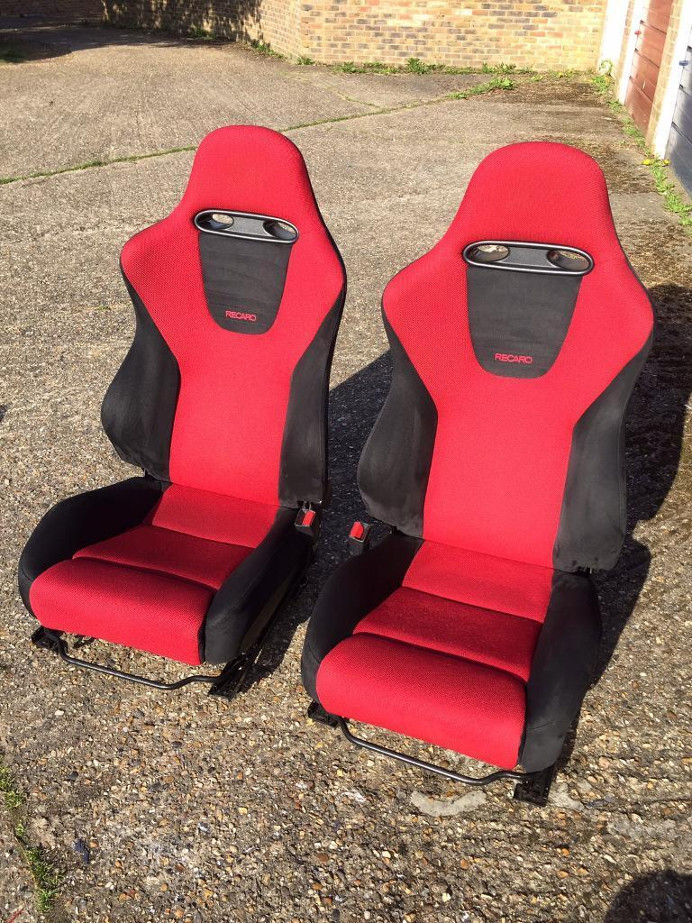 Honda Premier Edition Recaro seats, to fit DC5 Integra or ...