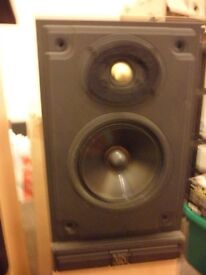 Mordaunt Short 25i Pearl Loudspeakers (one faulty)