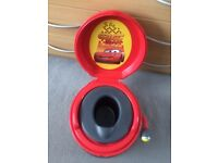 First Years Lightning McQueen potty with engine sound