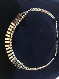 Swarovski Diamonte Necklace