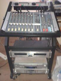 Disco & Karaoke Full set up