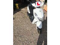 Peugeot Kisbee 2016 moped
