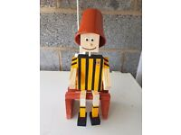 Plant Pot men in Hull City colours