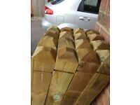 Newal Posts Wood x 16 Pressure Treated