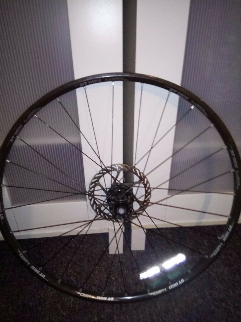 DT Swiss 420SL front bike Wheel 26 inches £20