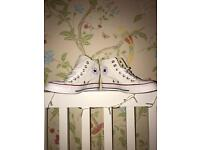 Converse Wedge Size 4 Chuck Taylor