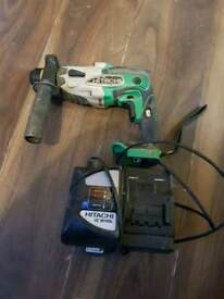 18v Hitachi sds hammerdrill