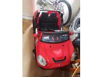 Mini beachcomber Kids 6v 12v battery car