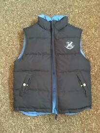 Genuine Tommy hillfiger gillet reversible