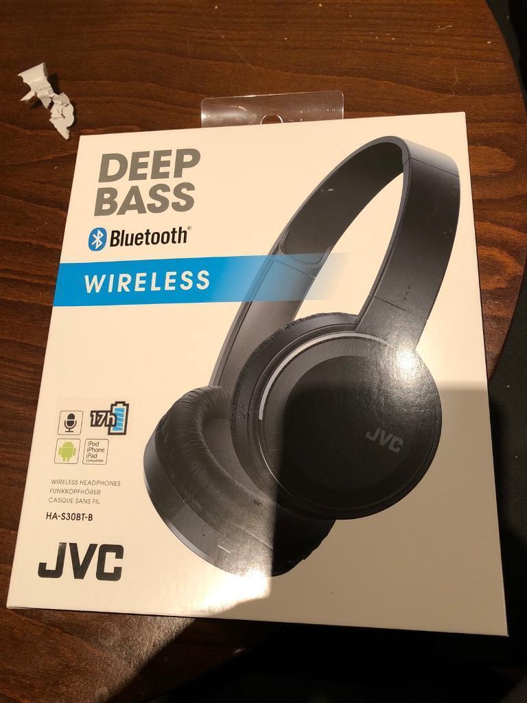 Jvc wireless headphone